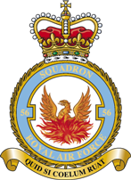 56 Sqn Badge
